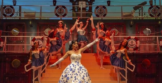 Antalya Devlet Opera ve Balesinde yılın ilk temsili