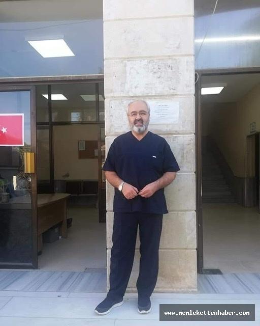 Elbistan Devlet Hastanesi yasta.