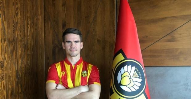 Yeni Malatyaspor, golcü oyuncu Vidar Örn Kjartansson ile sözleşme imzaladı