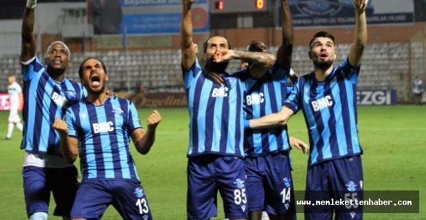 Adana Demirspor'da kiralık sözleşmesi biten 3 oyuncu takımdan ayrıldı