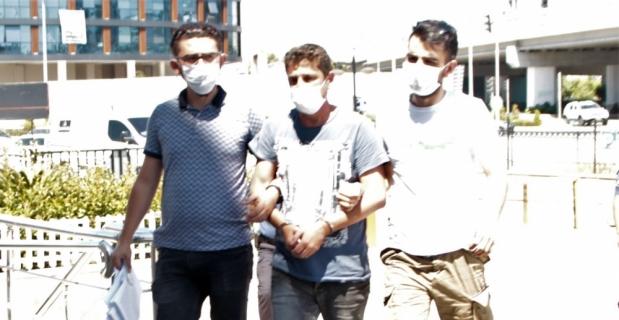 Antalya'da arkadaşını öldüren zanlı tutuklandı