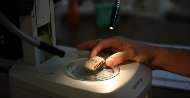 Hatay'da yaklaşık 3 bin 400 yıllık tablet bulundu