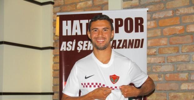 Hatayspor'a Brezilyalı savunma oyuncusu