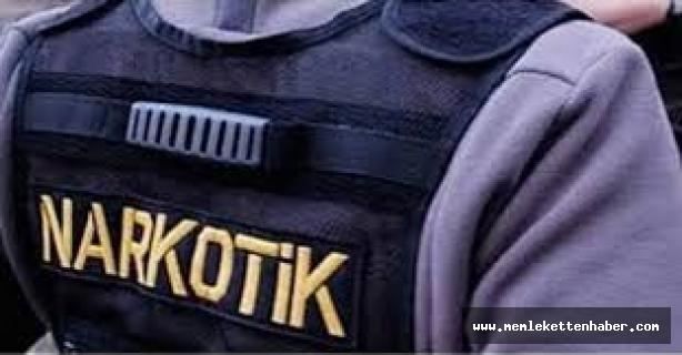 Manavgat'ta uyuşturucu operasyonunda bir gözaltı