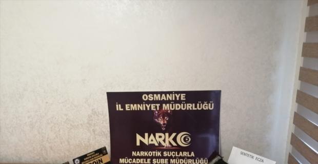 Osmaniye'de uyuşturucu satıcılarına yönelik operasyonlarda 15 kişi tutuklandı