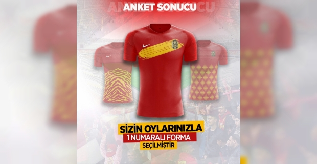 Yeni Malatyaspor'un yeni sezon formasını taraftar oyladı