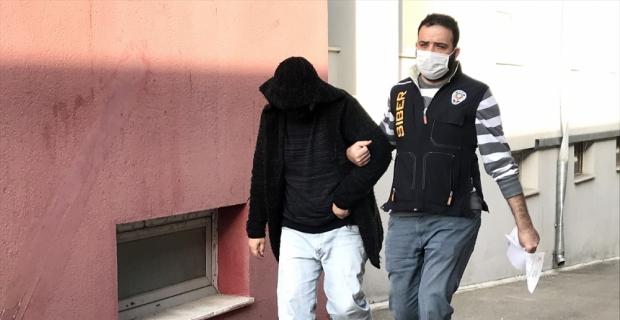 Adana'da internetten dolandırıcılık iddiasına tutuklama