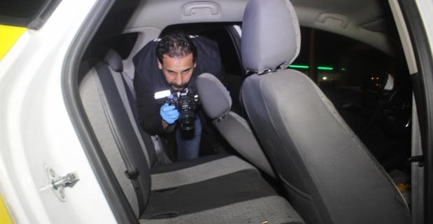Adana'da silahlı saldırıya uğrayan taksi sürücüsü yaralandı