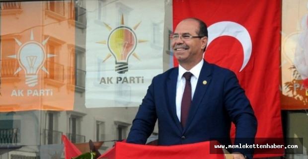 AK Parti Milletvekili Durmuşoğlu'ndan, 2021 yılı yatırım programı değerlendirmesi