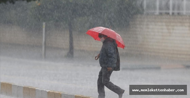 """Antalya'nın doğusunda """"çok kuvvetli"""" yağış bekleniyor"""