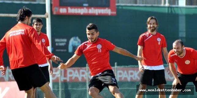 Antalyaspor'da Konyaspor maçı hazırlıkları