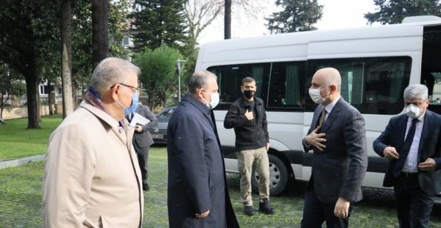 """Bakan Karaismailoğlu: """"Türkiye lojistik süper güç olmuştur"""""""