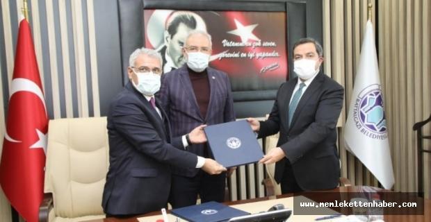 Battalgazi Belediyesinden yeni sağlık merkezi için arsa tahsisi