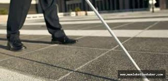 Beyaz Baston Görme Engelliler Haftası