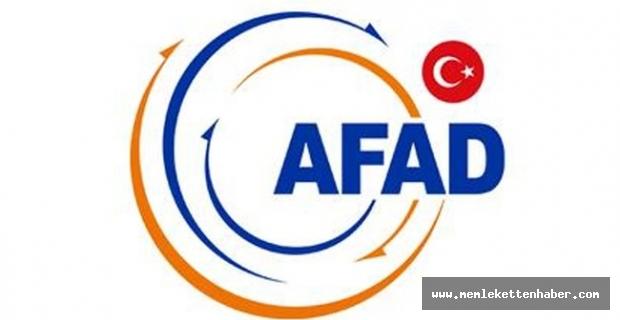 "Burdur'da AFAD'tan gazetecilere ""Temel Afet Eğitimi"""