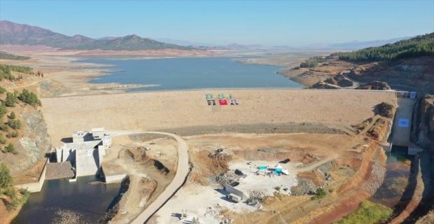DSİ, Hatay'da 7 baraj ve 3 gölet inşa etti