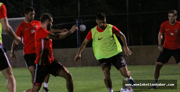 Hatayspor, Medipol Başakşehir maçının hazırlıklarına başladı