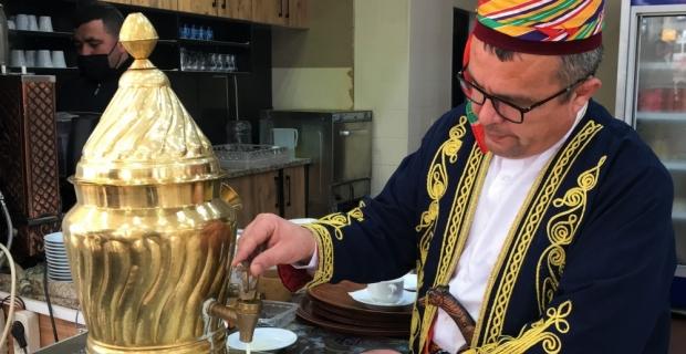 Lezzeti Toroslardan gelen Bucak salebinin ünü her geçen yıl artıyor