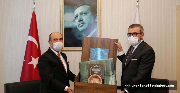 Mahir Ünal; Kahramanmaraş'ta İhracat Hedefi 5 Milyar Dolar.