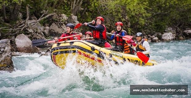 Mersin'e su sporları ve yaşam merkezi yapılacak