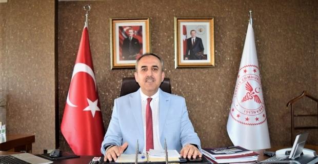Mersin İl Sağlık Müdürü Sinan Bahçacı Kovid-19'a yakalandı