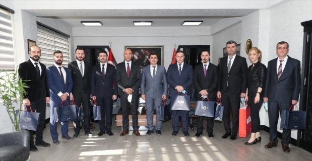 Mersin'de başarılı narkotik polisleri ödüllendirildi