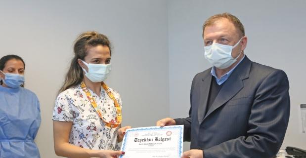 Muğla, Burdur ve Isparta'da sağlık çalışanlarına CoronaVac aşısı uygulanmaya başlandı