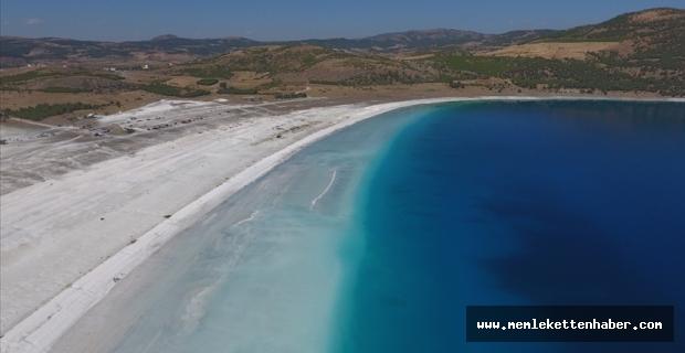 """""""Türkiye'nin Maldivleri"""" 2020'de 800 binin üzerinde ziyaretçi ağırladı"""