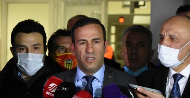 Yeni Malatyaspor Kulübü Başkanı Adil Gevrek: