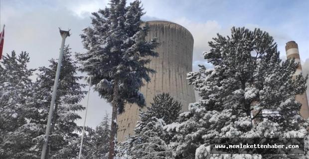 Afşin Elbistan A Termik Santrali'nde çevre yatırımları haziranda tamamlanacak