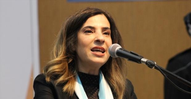 AK Parti Osmaniye İl Kadın Kolları 6. Olağan Kongresi yapıldı
