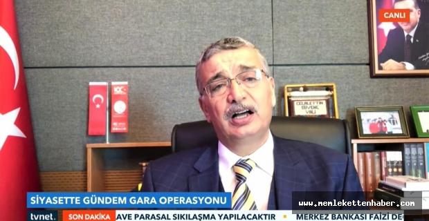 """AK Parti'li Güvenç, """"CHP genel başkanının yaptığı bu açıklamayı kabul etmek mümkün değil"""""""