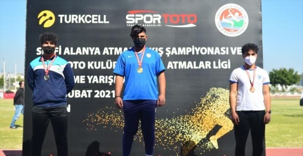 Atletizmde Seyfi Alanya Atmalar Kupası, sona erdi