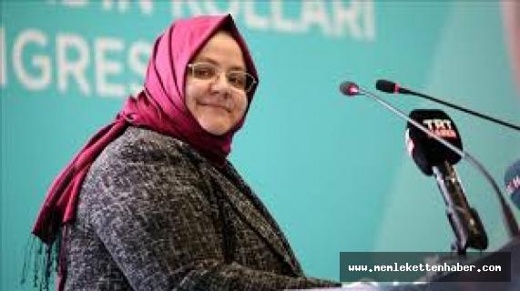 """Bakan Zehra Zümrüt Selçuk: """"Hiçbir şehidimizin kanını yerde bırakmadık, bırakmayacağız"""""""