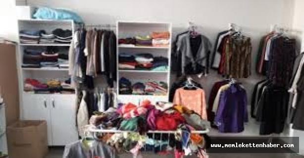 Malatya'da belediyeden ihtiyaç sahiplerine kışlık giysi yardımı