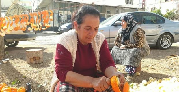 Adana'da narenciye kabuğu ek gelir kaynağı oldu
