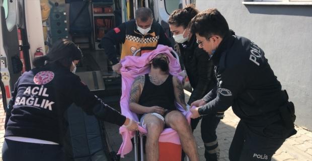 Adana'da silahlı saldırıya uğrayan kişi ağır yaralandı