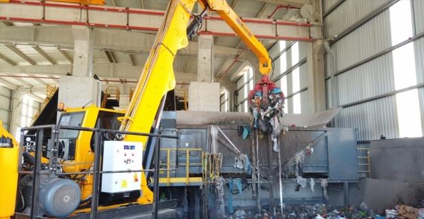 Alanya'nın çöpünden 16 bin konutun elektrik enerjisi karşılanacak