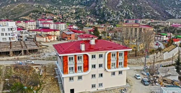 Andırın'da 'Millet Konağı' tamamlandı