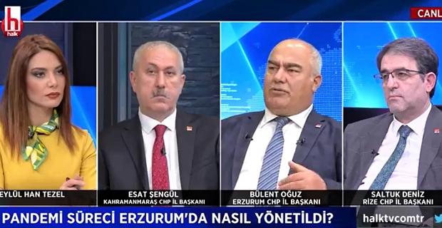 """CHP'li Esat Şengül, """"Kahramanmaraş kendi kendine yeten bir şehir"""""""