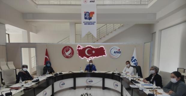 Hatay'da basın mensuplarına AFAD faaliyetleri anlatıldı