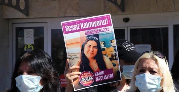 Isparta'da öldürülen Gamze Esgicioğlu cinayetiyle ilgili davanın görülmesine devam edildi