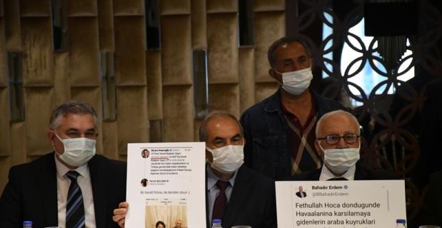 İYİ Parti Adana teşkilatlarından 29 kişi istifa etti