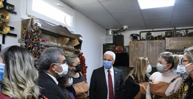 İYİ Parti Genel Başkan Yardımcısı Koray Aydın, Adana'da ziyaretlerde bulundu