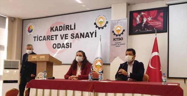 Kadirli Kaymakamı Ahmet Arık'tan Kovid-19 tedbirlerine uyulması çağrısı