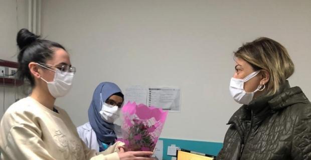 Keçiören Belediyesi, Tıp Bayramı'nda sağlıkçıları unutmadı