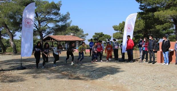 Kros yarışmaları Kahramanmaraş'ta yapıldı