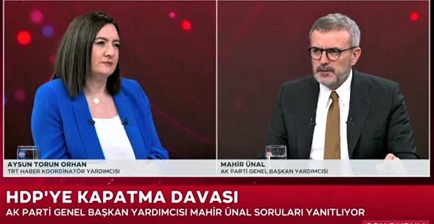 """Mahir Ünal, """"AK Parti'nin 19 yıllık iktidarını özeti güven ve istikrardır"""""""