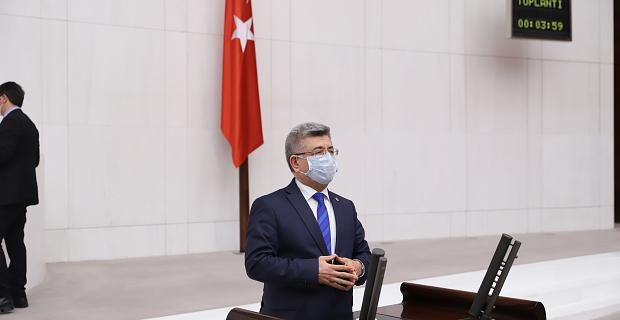 """MHP'li Aycan, """"Tarımsal üretime müdahale etmeliyiz"""""""