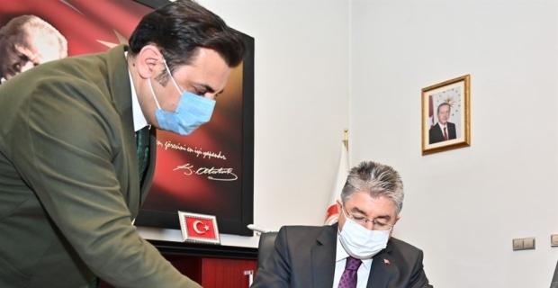 Osmaniye'de Karaçay Deresi'ni turizme kazandırma çalışması